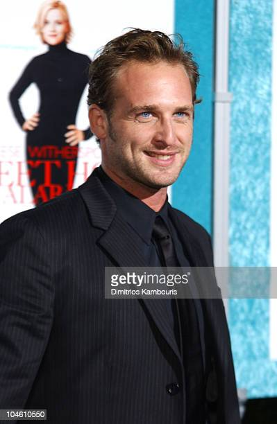 "Josh Lucas during ""Sweet Home Alabama"" Premiere - New York at Chelsea West Cinema in New York City, New York, United States."