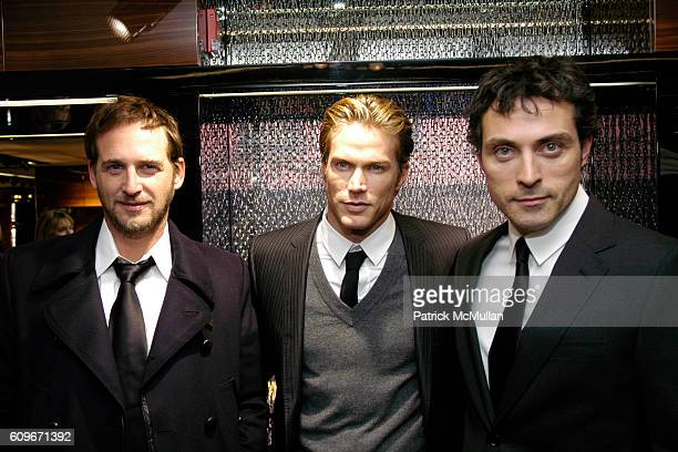 c764d9d448d Josh Lucas Jason Lewis and Rufus Sewell attend DOLCE GABBANA Store Opening  at Madison Avenue on