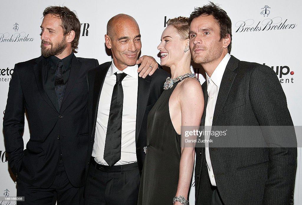 Josh Lucas, Jean-Marc Barr, Kate Bosworth and Balthazar