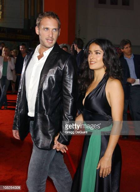 "Josh Lucas & Salma Hayek during ""Wonderland"" Premiere hosted by DETAILS + GUESS? - Arrivals at Grauman's Chinese Theatre in Hollywood, California,..."