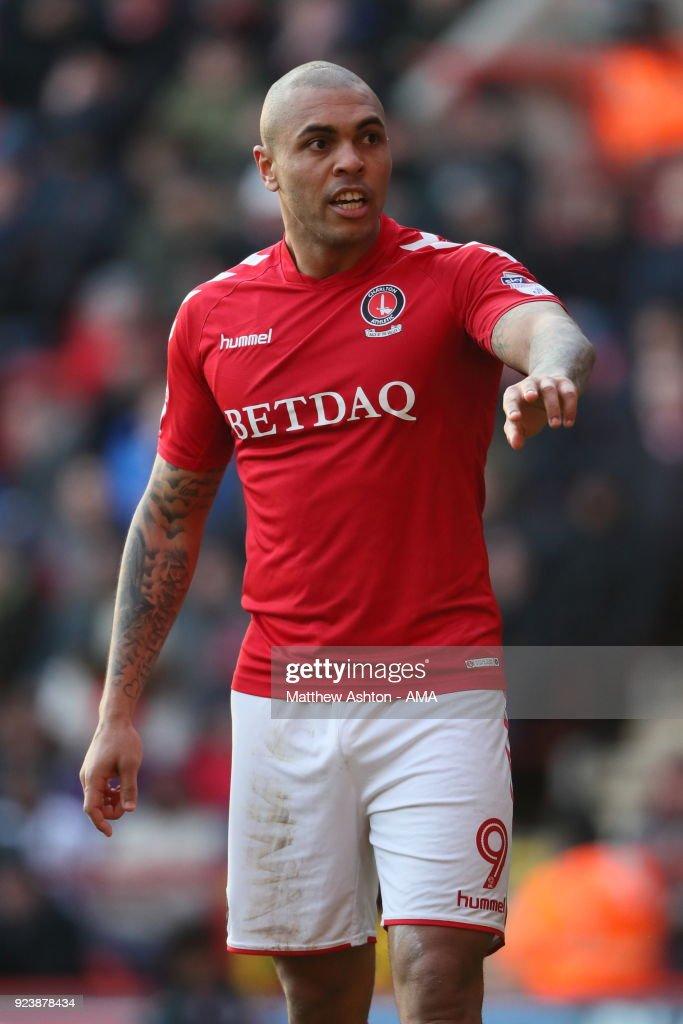 Charlton Athletic v Shrewsbury Town - Sky Bet League One
