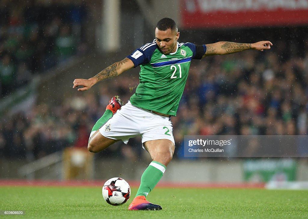 Northern Ireland v Azerbaijan - FIFA 2018 World Cup Qualifier