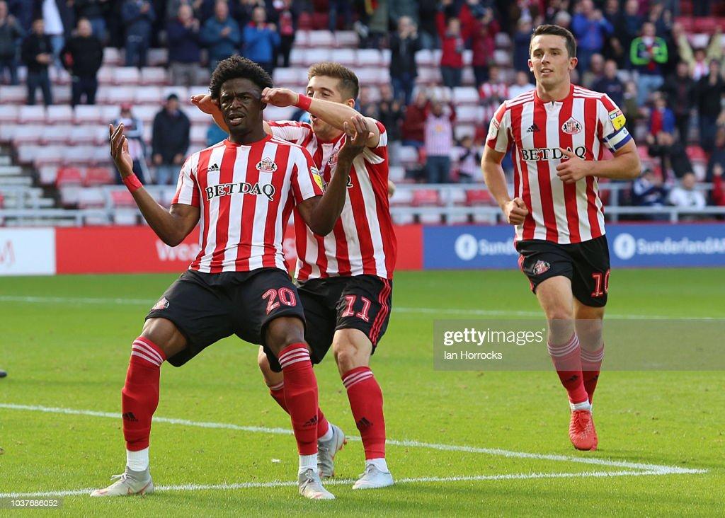 Sunderland v Rochdale - Sky Bet League One