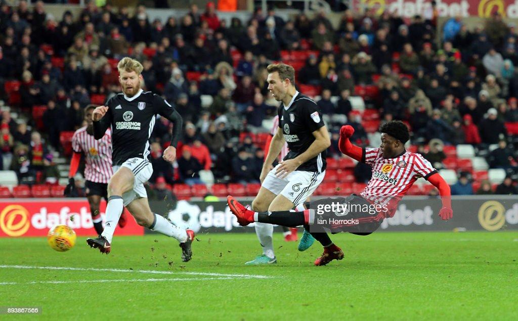 Sunderland v Fulham - Sky Bet Championship