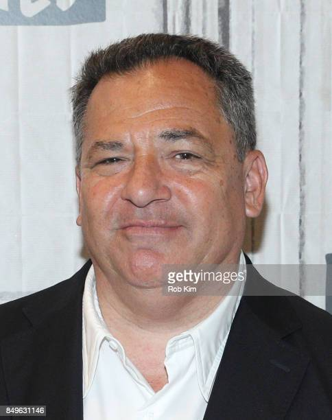 Josh Mankiewicz attends the Build Series at Build Studio on September 19 2017 in New York City