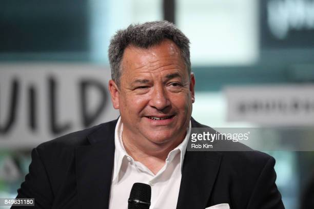 Josh Mankiewicz discusses Dateline NBC at Build Studio on September 19 2017 in New York City