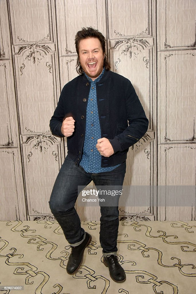 "Build Presents Josh McDermitt Discussing ""The Walking Dead"""