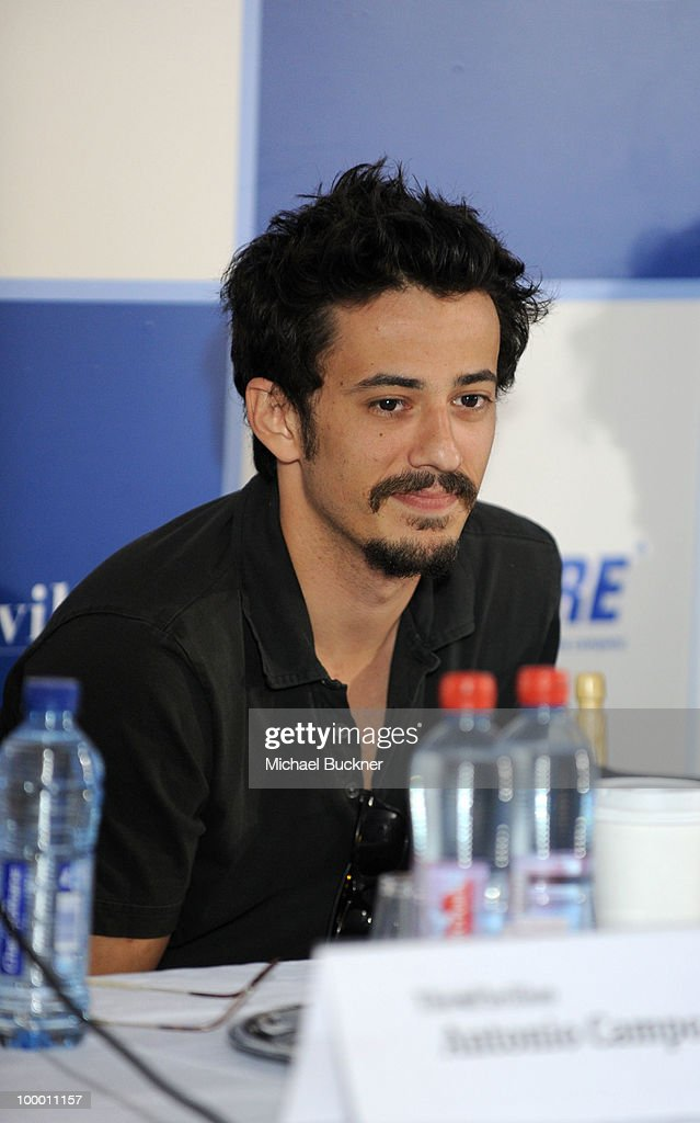 Josh Mond attends the James Franco Press Conference at the American Pavillion during the 63rd Annual Cannes Film Festival on May 20, 2010 in Cannes, France.