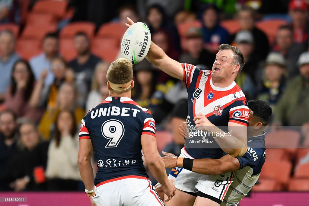 NRL Rd 10 - Roosters v Cowboys : News Photo