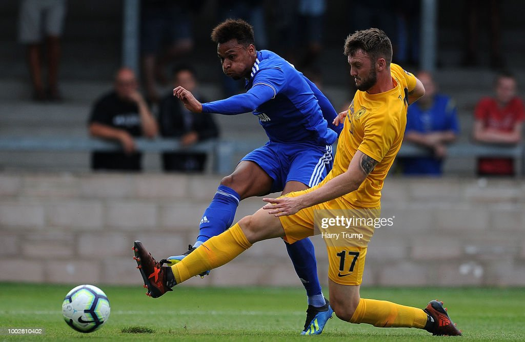 Torquay United v Cardiff City - Pre-Season Friendly