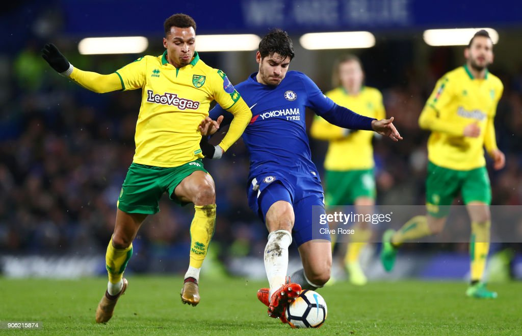 Chelsea v Norwich City - The Emirates FA Cup Third Round Replay