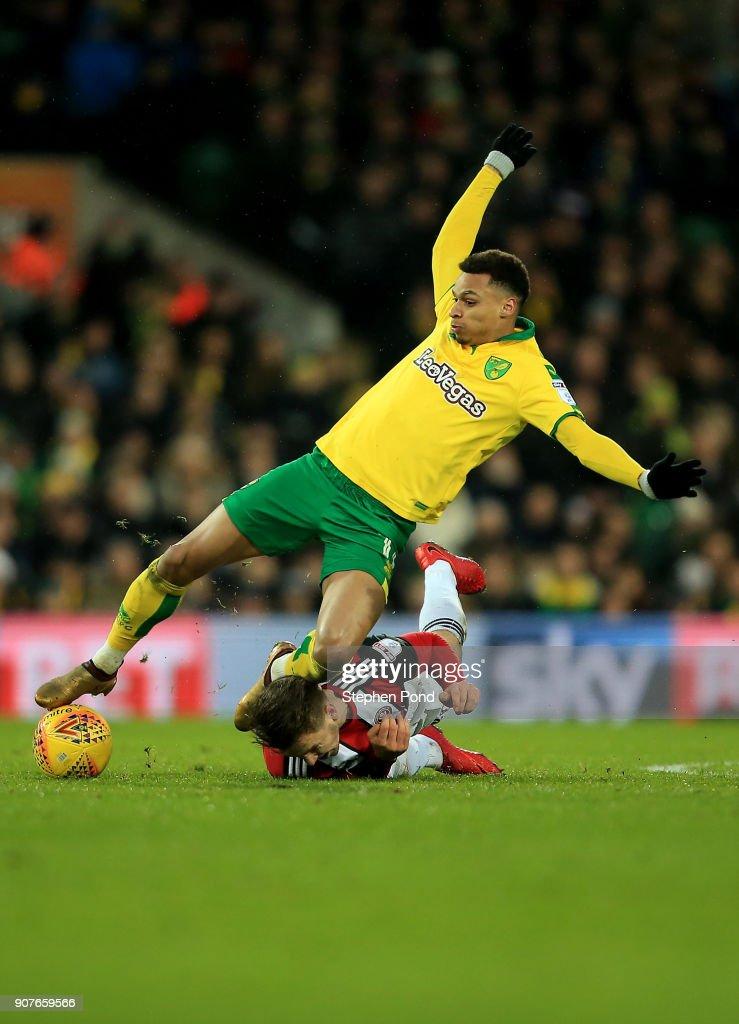Norwich City v Sheffield United - Sky Bet Championship