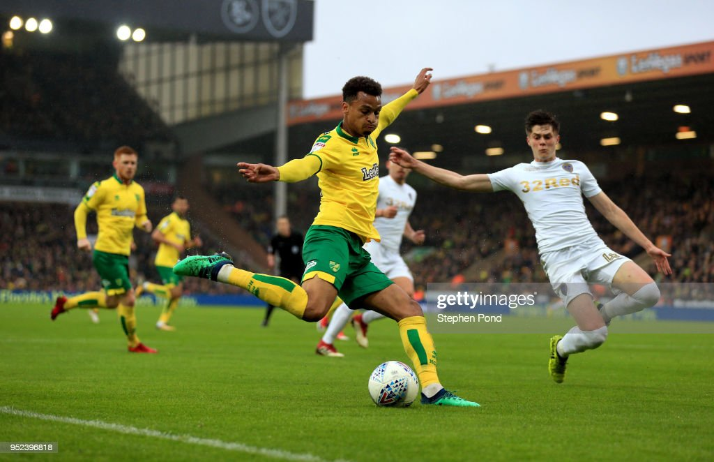 Norwich City v Leeds United - Sky Bet Championship : News Photo
