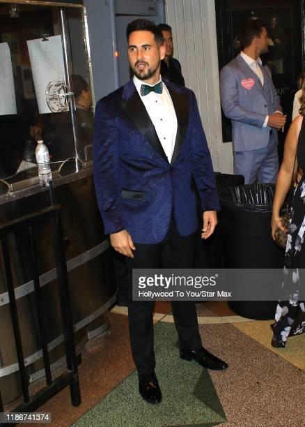 Josh Murray is seen on December 5, 2019 in Los Angeles.