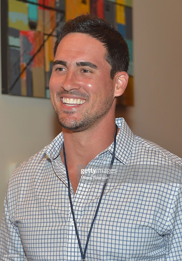 Josh Murray of of 'The Bachelorette' attends Ushers New Look United to Ignite Awards Exclusive VIP Receptionon July 22, 2015 in Atlanta, Georgia.