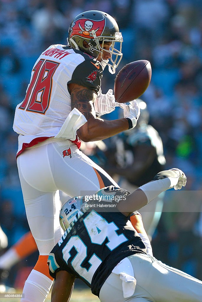 Tampa Bay Buccaneers v Carolina Panthers : Fotografía de noticias