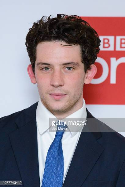 Josh O'Connor attends a photocall for BBC One's Les Miserables at BAFTA on December 05 2018 in London England