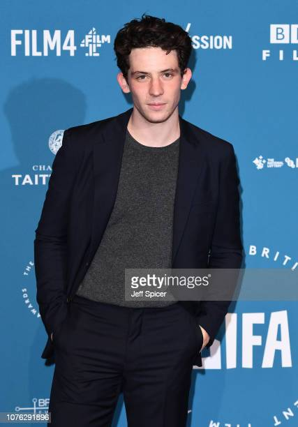 Josh O'Connor attends the 21st British Independent Film Awards at Old Billingsgate on December 02 2018 in London England