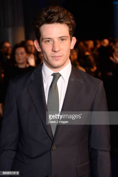 Josh O'Connor attends the British Independent Film Awards held at Old Billingsgate on December 10 2017 in London England