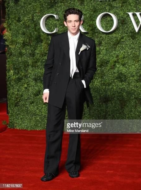"""Josh Oconnor attends """"The Crown"""" Season 3 world premiere at The Curzon Mayfair on November 13, 2019 in London, England."""