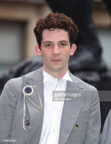 Josh O'Connor attends the Royal Academy of Arts Summer exhibition preview at Royal Academy of Arts on June 04 2019 in London England