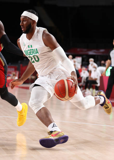 JPN: Basketball - Olympics: Day 5