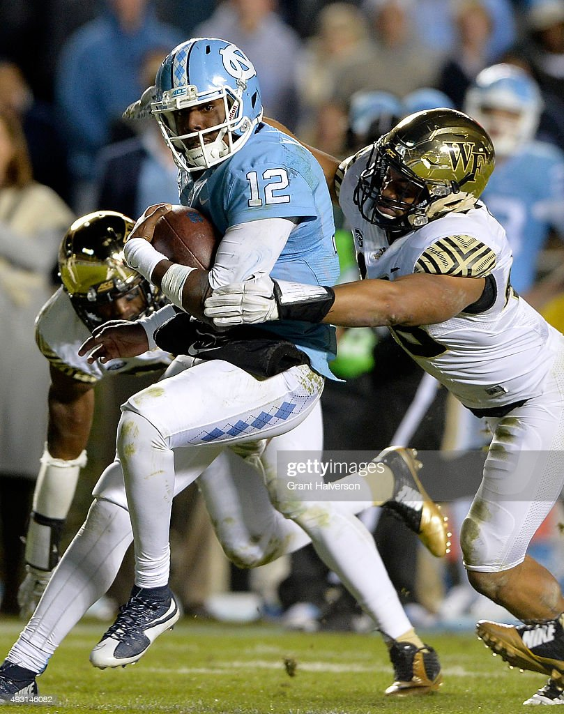 Wake Forest v North Carolina