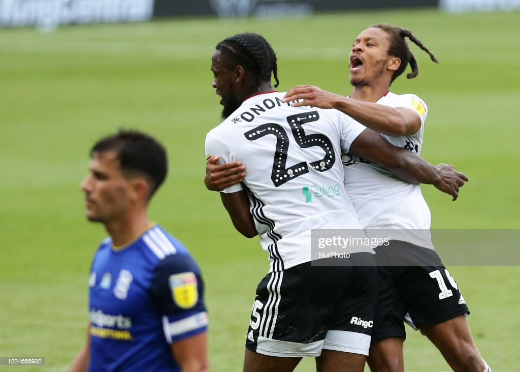 Fulham v Birmingham City - Sky Bet Championship : News Photo