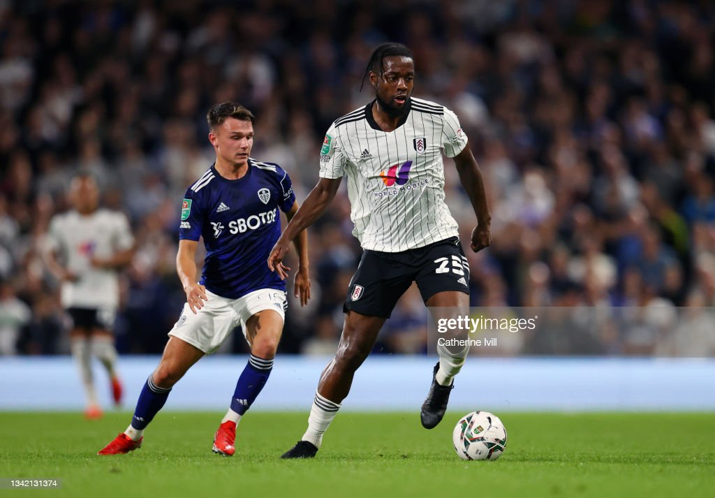 Fulham v Leeds United                                                                                                    - Carabao Cup Third Round : News Photo