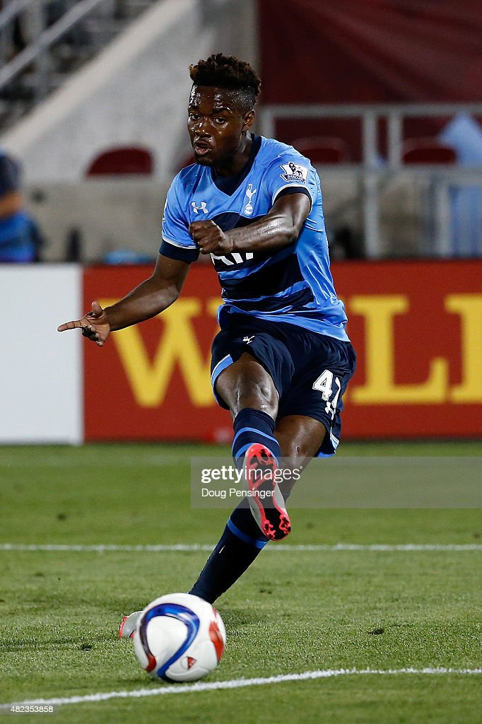 2015 MLS All-Star Game : News Photo