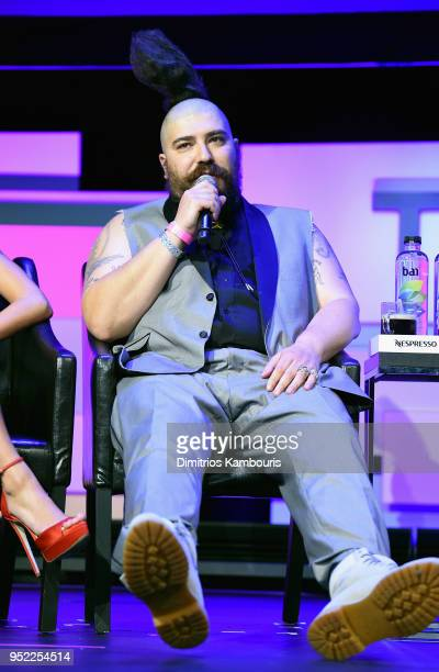 Josh Ostrovsky attends the 2018 Tribeca Film Festival World Premiere of Bert Marcus' THE AMERICAN MEME on April 27 2018 at Spring Studios in New York...