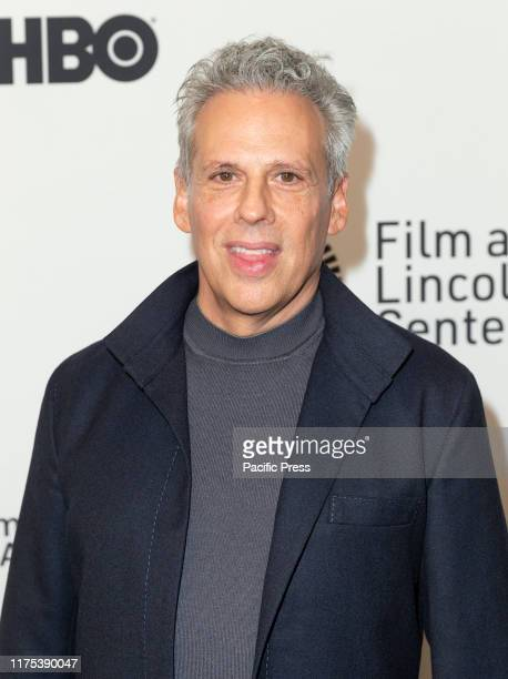 Josh Pais attends Motherless Brooklyn premiere during 57th New York Film Festival at Alice Tully Hall