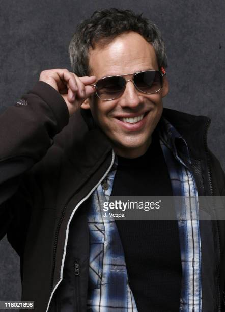 Josh Pais during 2007 Sundance Film Festival 'Year of the Dog' Portraits at Delta Sky Lodge in Park City Utah United States