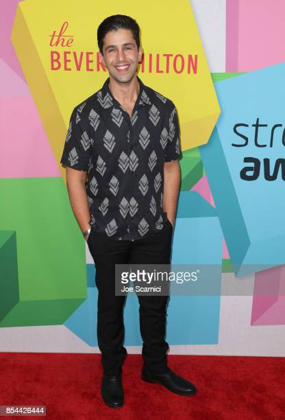 Josh Peck at the 2017 Streamy Awards at The Beverly Hilton Hotel on September 26 2017 in Beverly Hills California