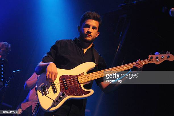 Josh Platman performs on stage at KOKO on October 29, 2013 in London, England.
