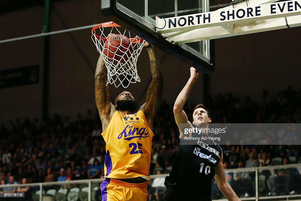 NBL Rd 3 - New Zealand v Sydney