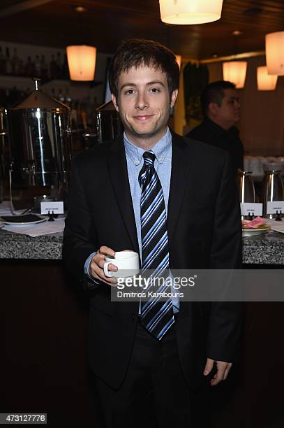 Josh Rabinowitz attends the Turner Upfront 2015 at Madison Square Garden on May 13 2015 in New York City JPG