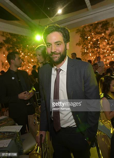 Josh Radnor attends Global Green USA's 13th Annual PreOscar Party at Mr C Beverly Hills on February 24 2016 in Beverly Hills California