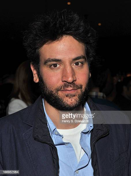 """Josh Radnor attends the after party for the Cinema Society & Bally screening of Sony Pictures Classics' """"At Any Price"""" at Clarkson on April 18, 2013..."""