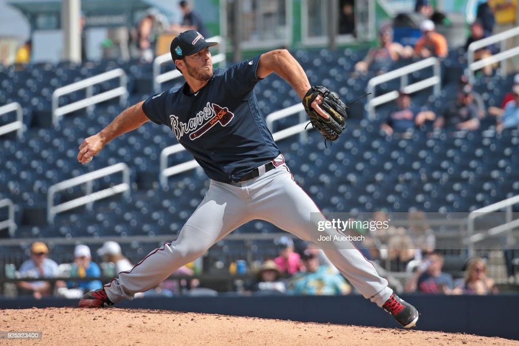Atlanta Braves v Houston Astros : ニュース写真
