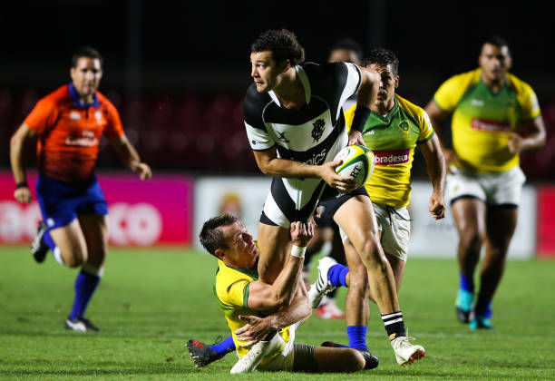 BRA: Brazil Rugby v Barbarians