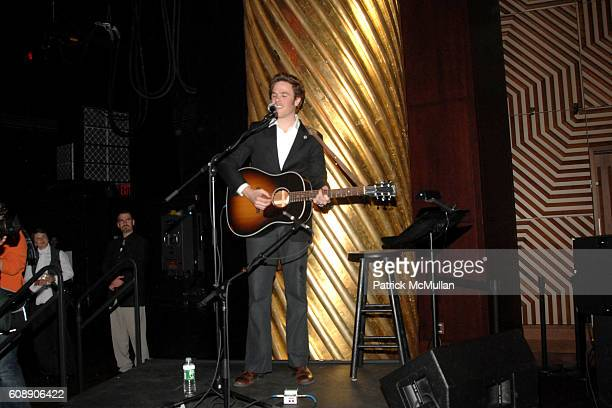 Josh Ritter attends ATLANTIC MONTHLY'S 150th ANNIVERSARY at Kimmel Center on November 8 2007 in New York City
