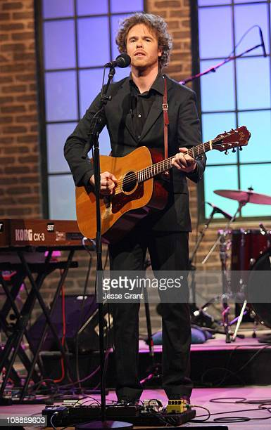 Josh Ritter during Amazoncom Fishbowl with Bill Maher June 8 2006 at VPS Studios in Hollywood California United States