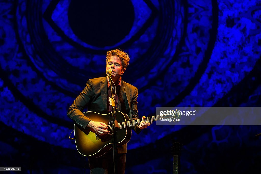 Josh Ritter In Concert - Austin, TX : News Photo