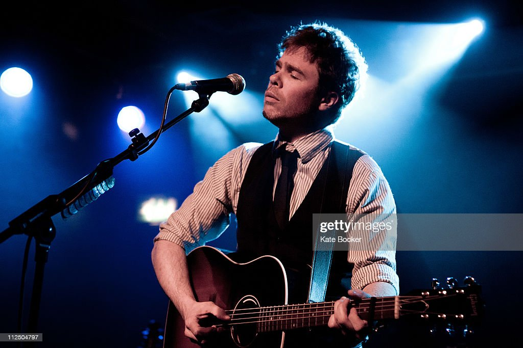 Josh Ritter Performs At Scala In London : News Photo