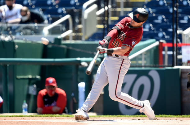 DC: Arizona Diamondbacks v Washington Nationals