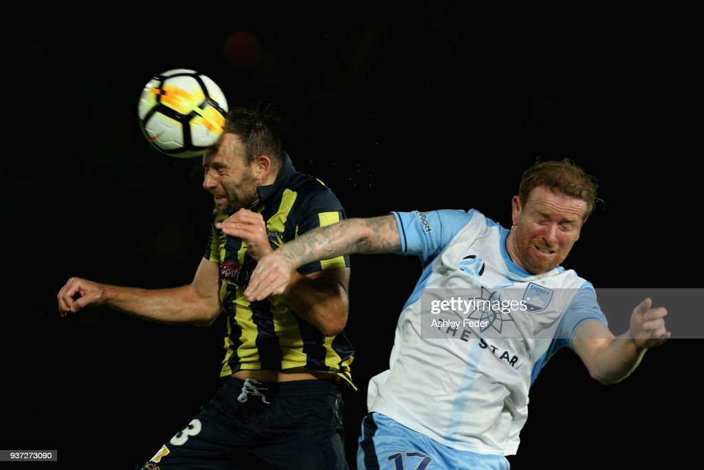 A-League Rd 24 - Central Coast v Sydney