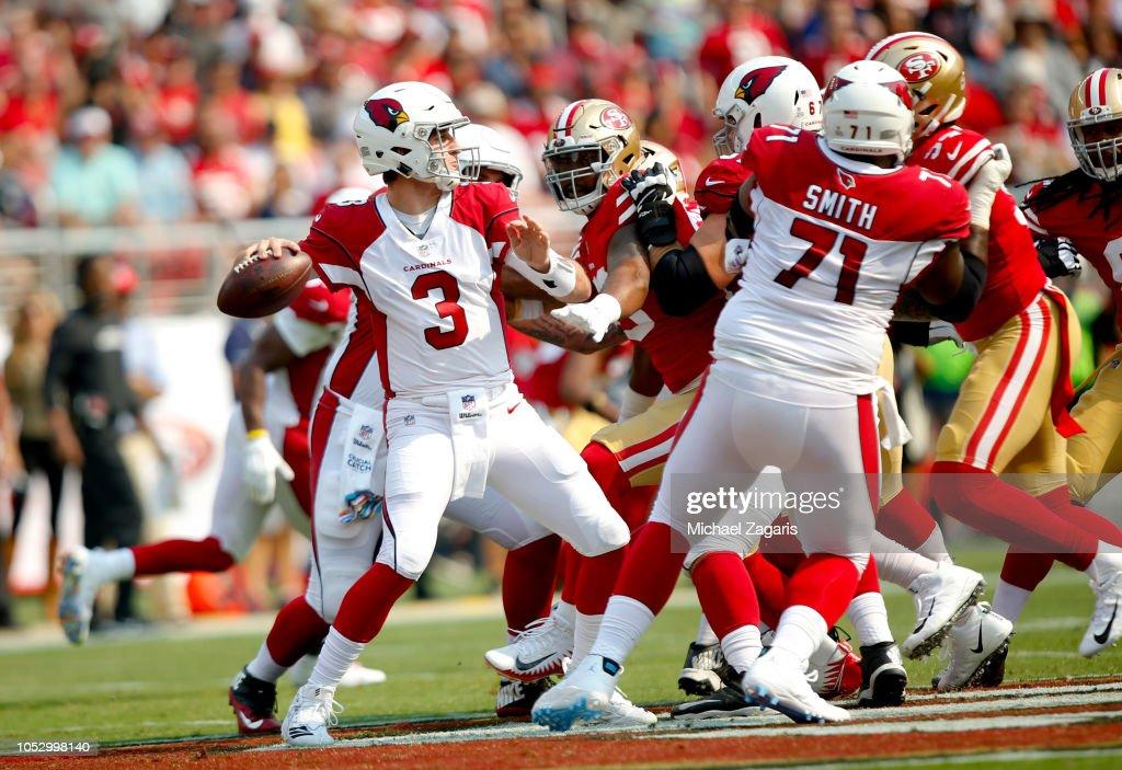 Arizona Cardinals v San Francisco 49ers : News Photo