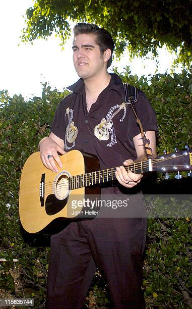 """Josh Ryan during CBS Announces an Open Casting Call to Find The Next """"King Of Rock 'N' Roll"""" to Star as Elvis Presley in the Upcoming Miniseries..."""
