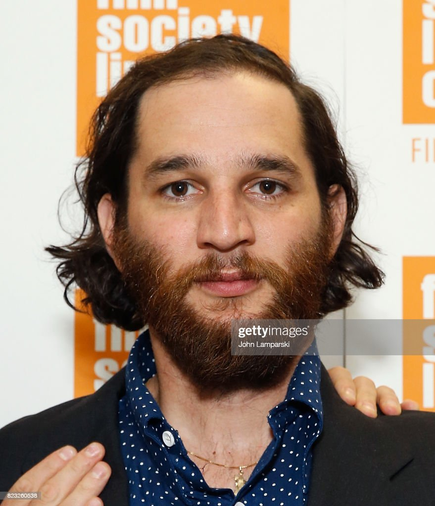 Josh Safdie attends Film Society of Lincoln Center presents 'Good Time' at Walter Reade Theater on July 26, 2017 in New York City.